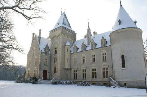 Dunderry Castle, Dunderry Chateau du Gravier